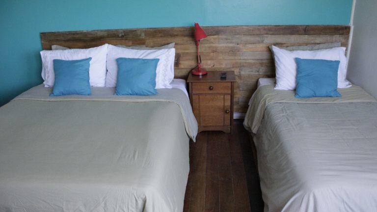 habitacion familiar mas 1 cama plaza